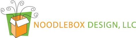 noodlebox design logo